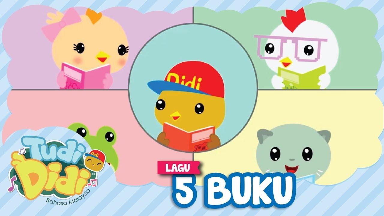 Download TudiDidi   5 Buku   Didi & Friends versi 2D