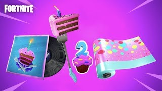 Let's Take A Look Fortnite's Birthday Challenges and Free Rewards