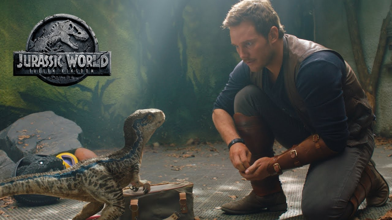 Jurassic World Fallen Kingdom Trailer Tonight Remarkable Hd