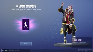 How To Unlock Free Emote On Fortnite Battle Royal Season 5 (Boogie Down Emote) [ Jason Mc