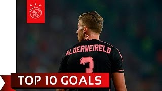 TOP 10 GOALS - Toby Alderweireld