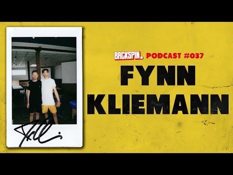 """Fynn Kliemann über sein Album """"Nie"""", Deutschrap und die Musikbranche - BACKSPIN Podcast #037"""