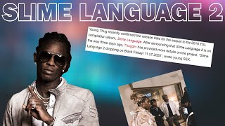 Everything We Know About Young Thug's New Album \