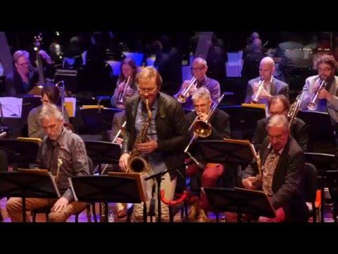 David Kweksilber Big Band plays Fletcher Henderson - Tidal Wave