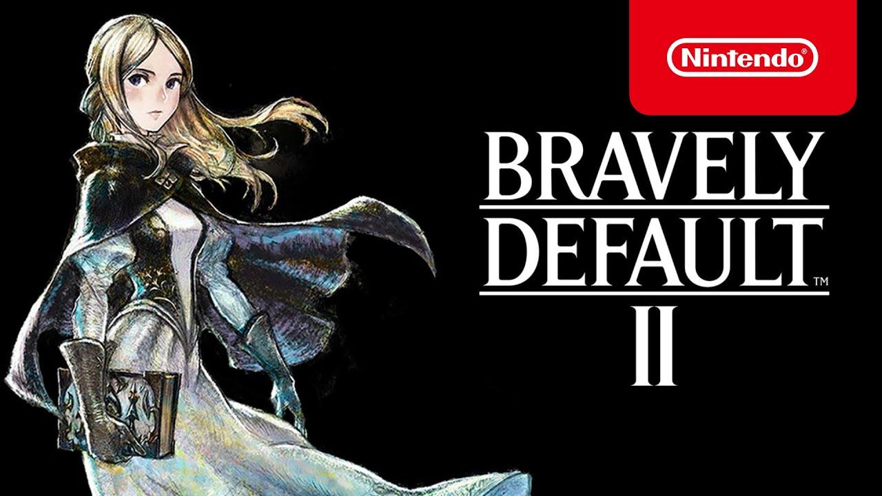 BRAVELY DEFAULT II – ¡Únete a lo Héroes de la Luz a partir del 26 de febrero! (Nintendo Switch)