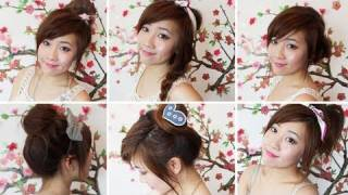 6 Quick Summer Hairstyles
