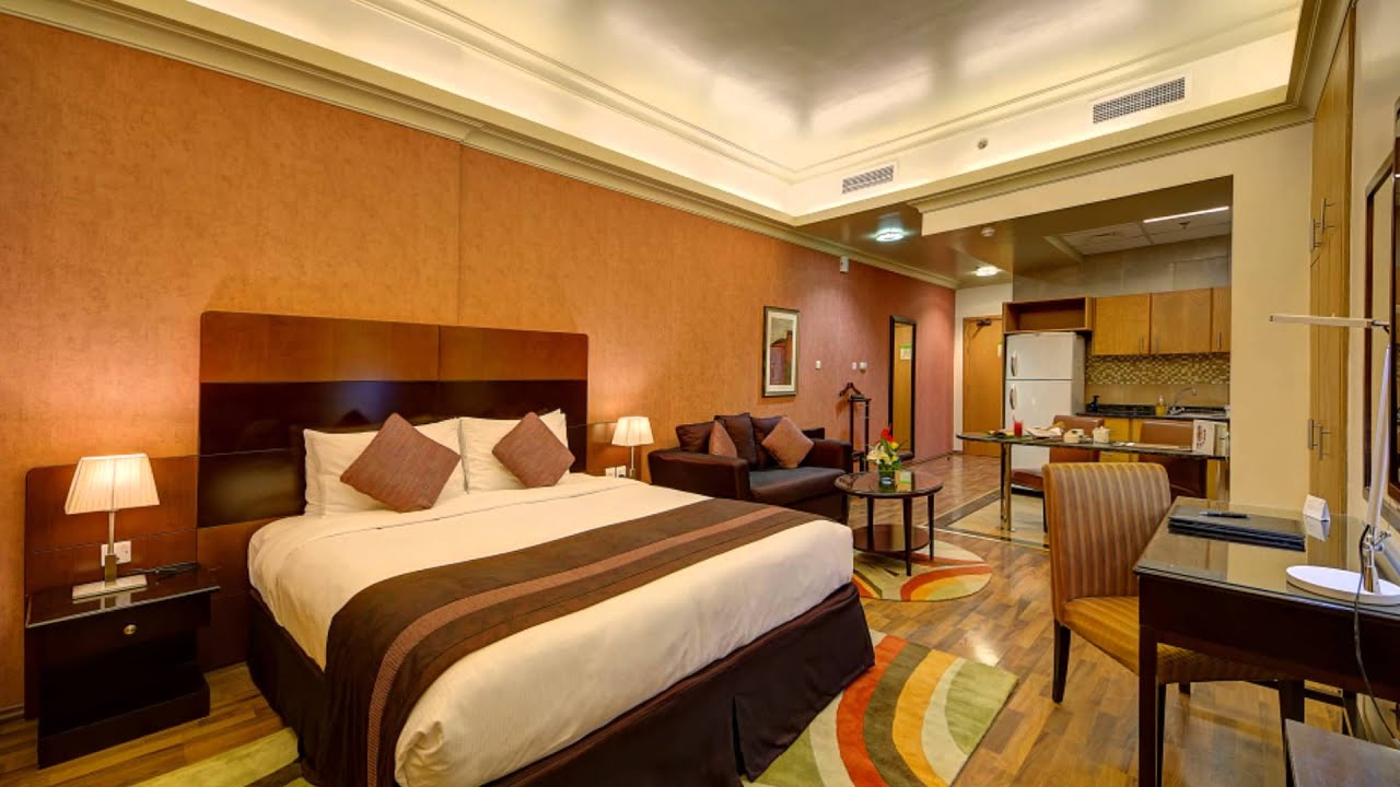 Best Family And Budget Hotel Apartments Near Mall Of The