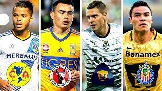 RUMORES de FICHAJES en la LIGA MX para el torneo APERTURA 2019