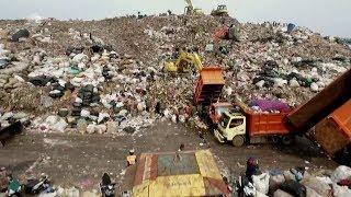 Jakarta : Überleben auf der Müllhalde