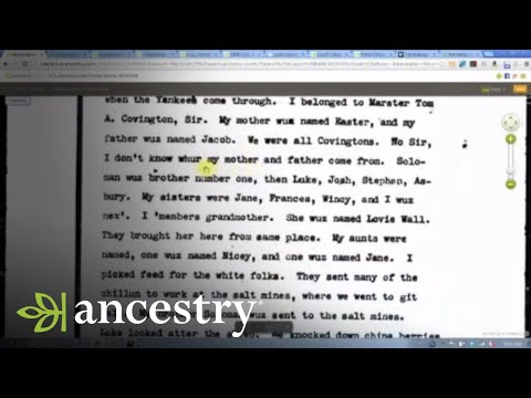 African American Family History Research:  Breaking The 1870 Wall | Ancestry