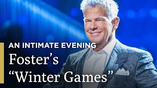 """Foster's """"Winter Games"""" 