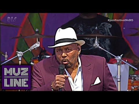 Aaron Neville - New Orleans Jazz & Heritage Festival 2013