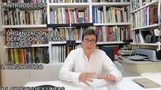 CURSO PLANIFICACIÓN ESTRATÈGICA