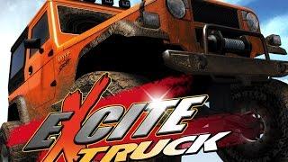 Excite Truck (Nintendo Wii) - сумасшедшие гонки!