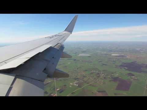 FLIGHT REPORT /Royal Air Maroc AT973 / Madrid- Casablanca, Morocco/ Boeing 737-800