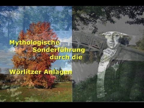 Mythologische Führung durch das Wörlitzer Gartenreich Teil 1