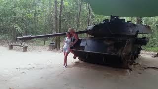 Ужасы войны во Вьтнаме. Путешествие во Вьетнам, Часть 4