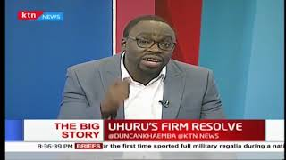 \'You\'ll run, but you cannot hide\' President Uhuru on War against corruption | The Big Story Part 2