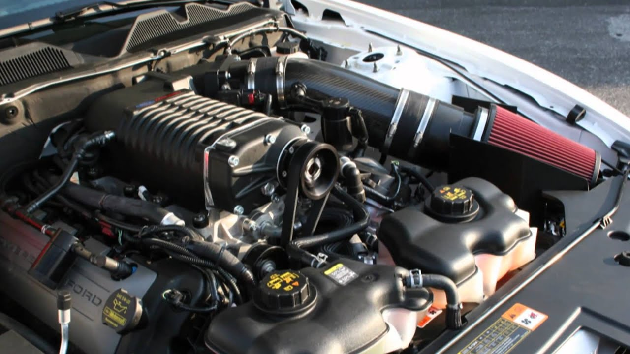 2011 mustang gt auto ford racing supercharger 560 rwhp youtube