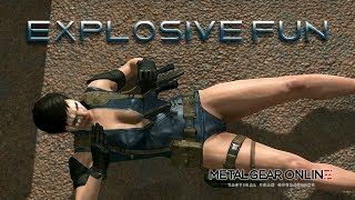 Explosive Fun - Metal Gear Online - Metal Gear Solid V  The Phantom Pain