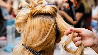 How to Prepare Your Hair for Styling | Wedding Hair