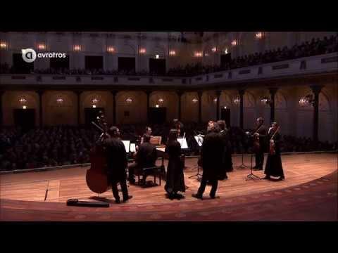 Vivaldi: Concert voor strijkers, RV 116 - Kammerorchester Basel - Live concert HD
