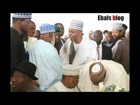 30 Jets in Minna For Ex Nigeria Pres  IBB Daugthers wedding