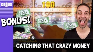 crazy-money-bonus-2300-mohegan-sun-ct-bcslots-s-12-ep-4