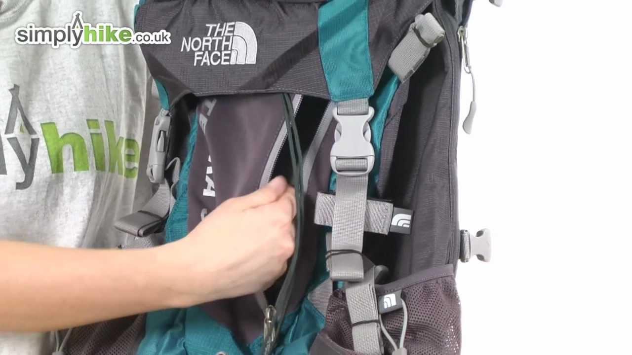 The Womens Simplyhike North Face uk Terra co Rucksack 55 L54ARj3