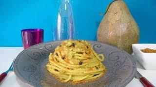 Bucatini Con I Broccoli Arriminati - Ricetta Palermitana