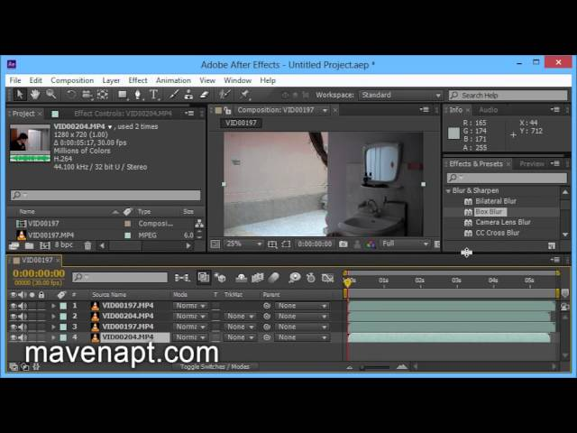 Adobe After Effects – TadreesOnline