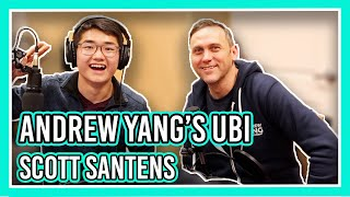 Unique thoughts on Andrew Yang's UBI(Scott Santens)