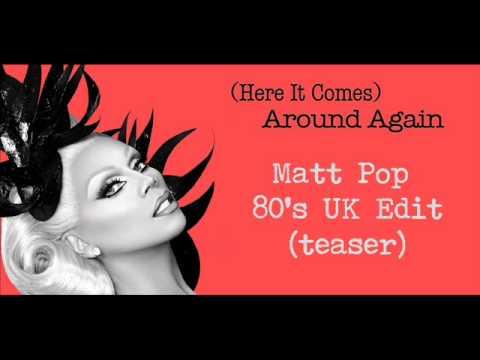 RuPaul - Around Again (Matt Pop 80s UK Edit)