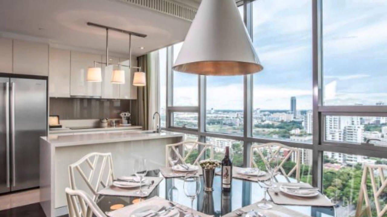 Oriental Residence Bangkok luxury apartment for rent - YouTube