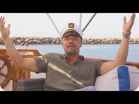 Josh Duhamel Invites You on a Boat Ride  Omaze
