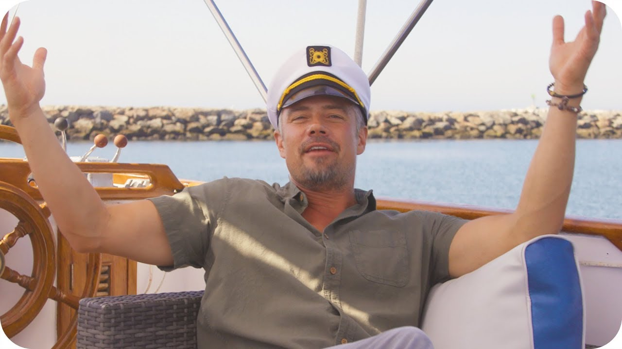 Download Josh Duhamel Invites You on a Boat Ride // Omaze