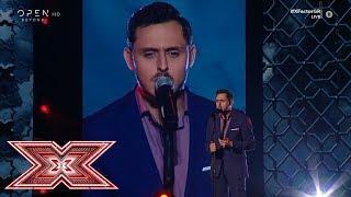 «Έλα_που_φοβάμαι»_από_τον_Γιάννη_Γρόση_|_Live_6_|_X_Factor_Greece_2019