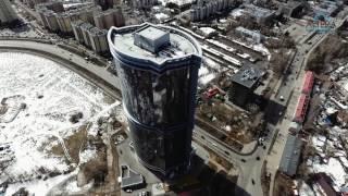 видео Высотные новостройки Санкт-Петербурга, многоэтажные жилые компплексы