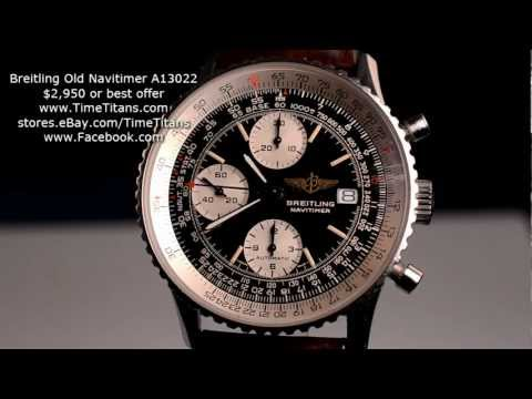 Top 5 Best New BREITLING Watches For Men To Buy [2020] from YouTube · Duration:  2 minutes 54 seconds