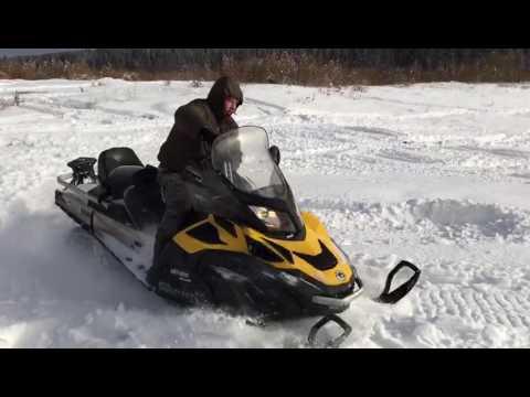 Ski-Doo Scandic WT550