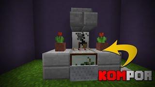 Minecraft Tutorial - Cara Membuat Kompor