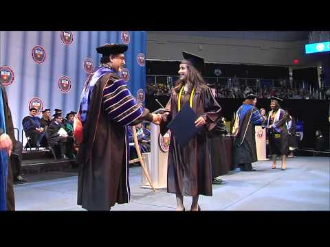 2015 May Commencement - College of Science