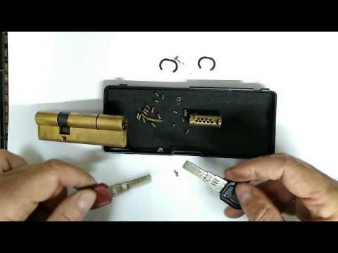 Урок # 210. Цилиндр Master Lock