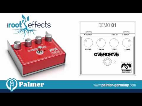 Palmer root effects - Overdrive