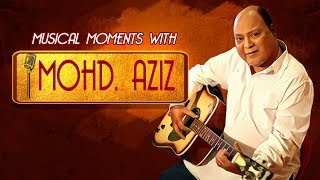Musical Moments With Mohd Aziz - Exclusive Interview | ShemarooEnt