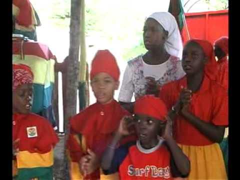 Boboshanti Children Worship
