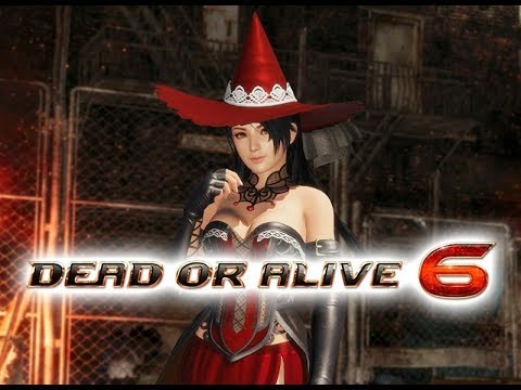 DOA6 Momiji recommended juggle route by Rath