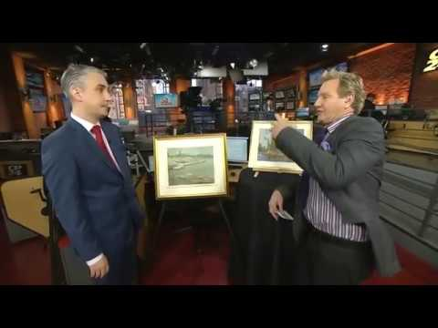 Rob Cowley Chats with CP24 Breakfast about the Spring Live Auction (May 10th, 2016)