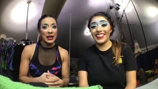 DIANA HAM PRIMERA MEXICANA POLE DANCER EN CIRQUE DU SOLEIL