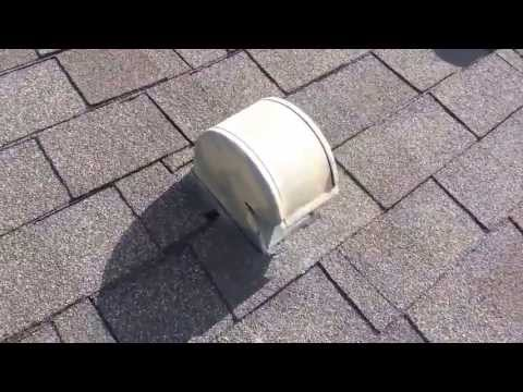 Home Inspection Port St Lucie FL Rooftop Dryer Vent Fire Hazard | 772-261-2008 | CALL US